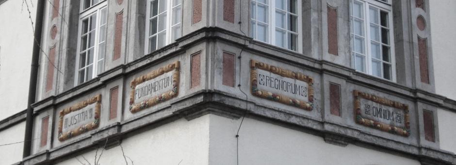Das frühere Amtsgericht Bad Schwartau